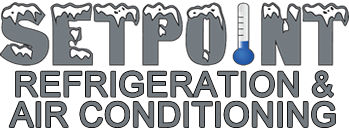 SetPoint Regrigeration & Air Conditioning Logo